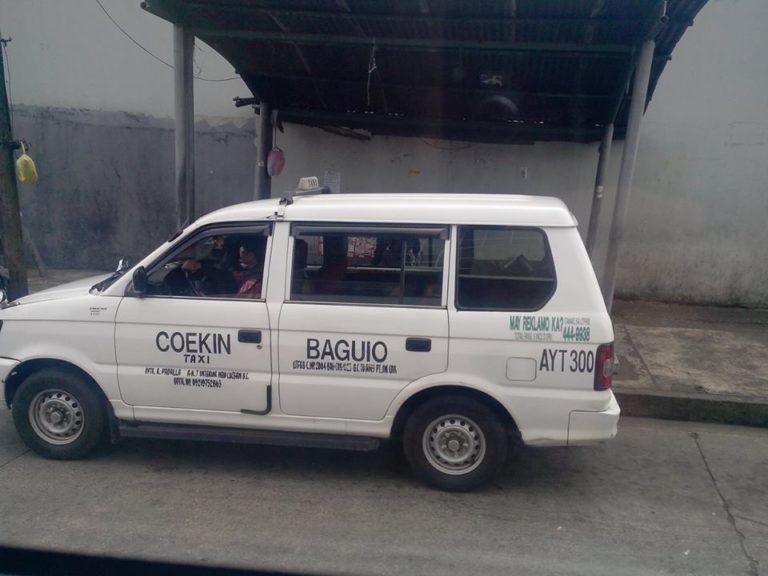 Baguio Taxi