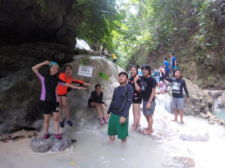 Level 2 Aguinid Falls