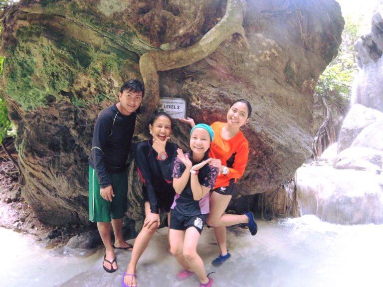 Level 3 Aguinid Falls