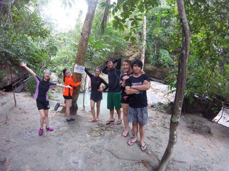 level 0 Samboan Falls