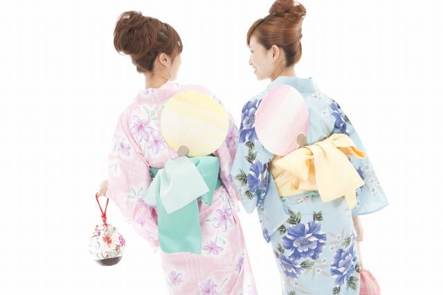 yukata bon odori