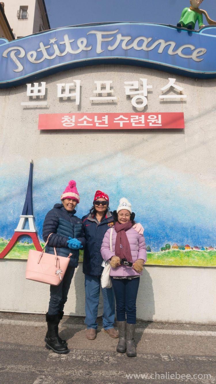 petite france south korea